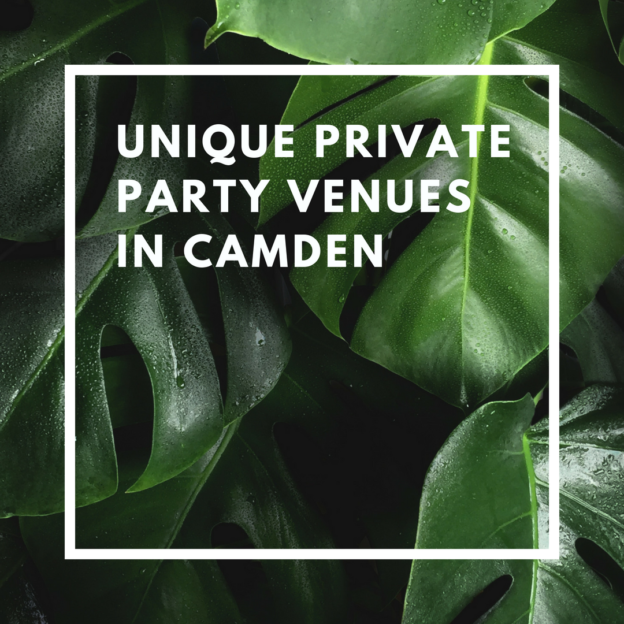 unique private party venues in camden