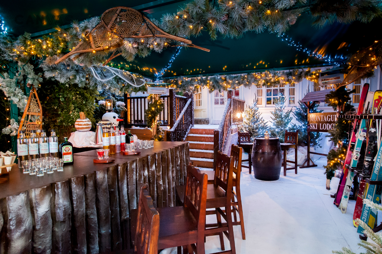 Top Christmas party venues in the West End