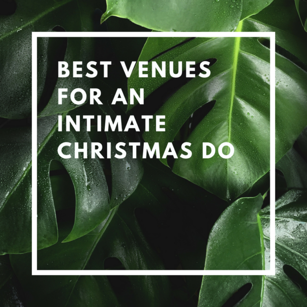best venues for an intimate christmas do