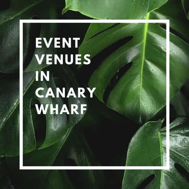 event venues in canary wharf