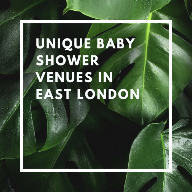 unique baby shower venues in east london