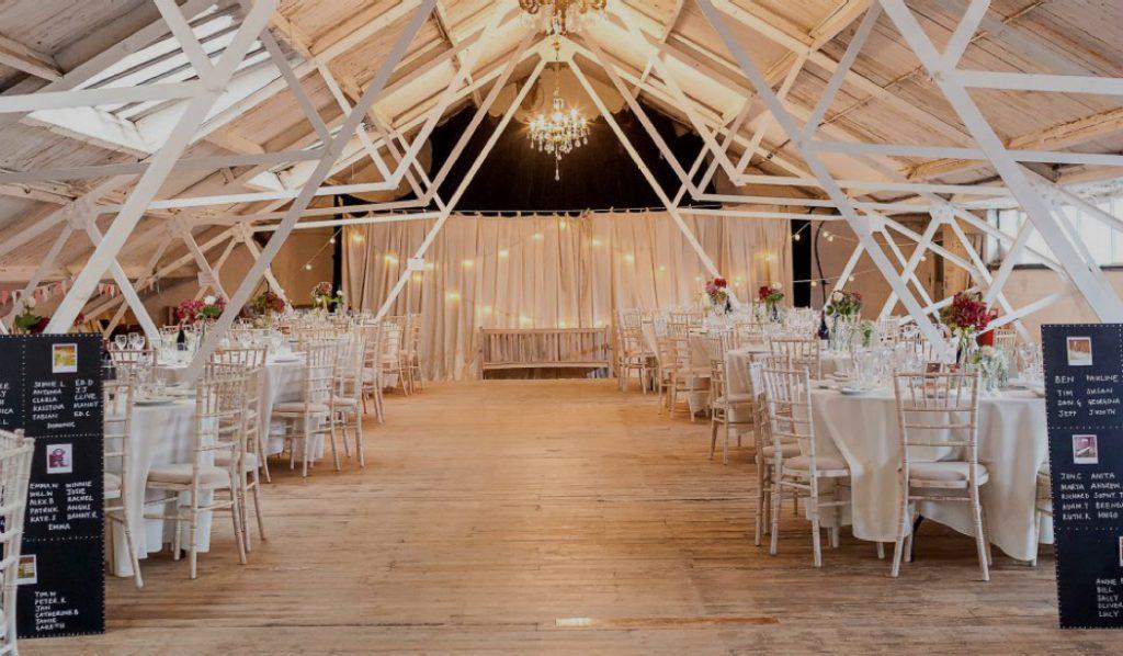 Dalston Heights - wedding london