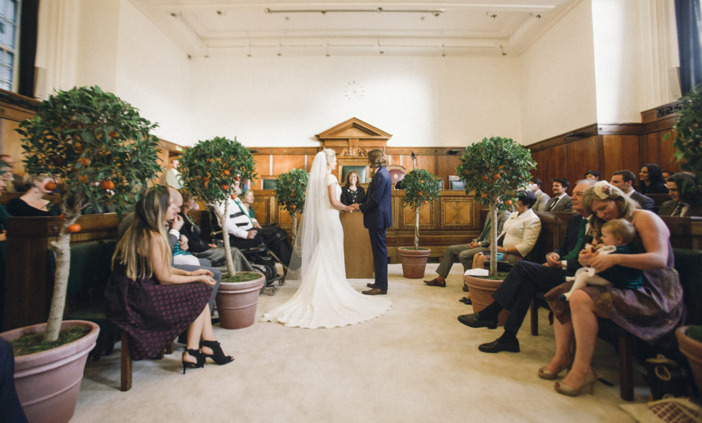 town hall hotel wedding venues london