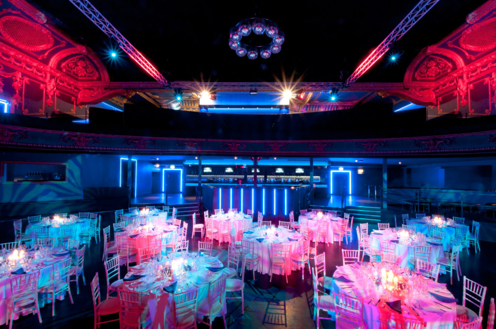 electric brixton wedding venue