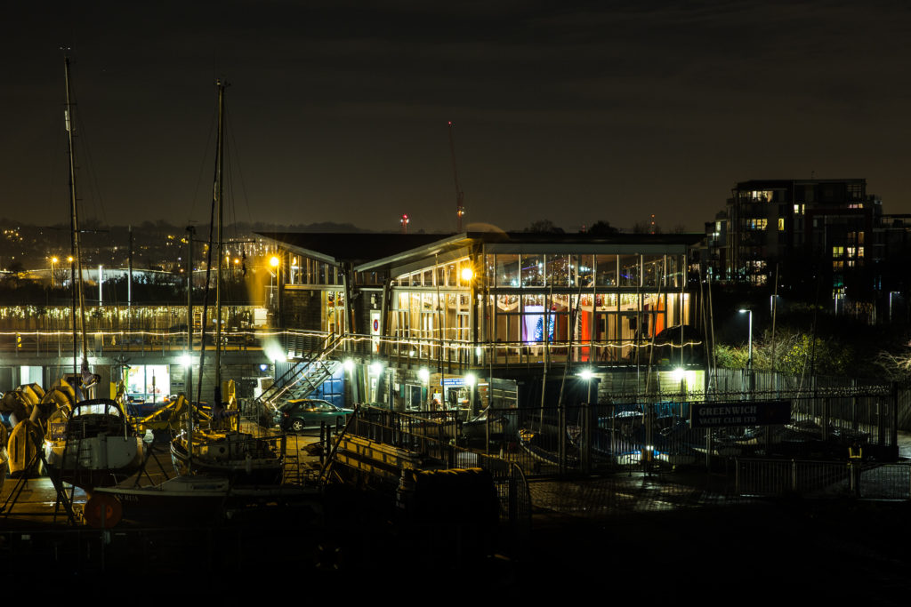 Greenwich Yacht Club