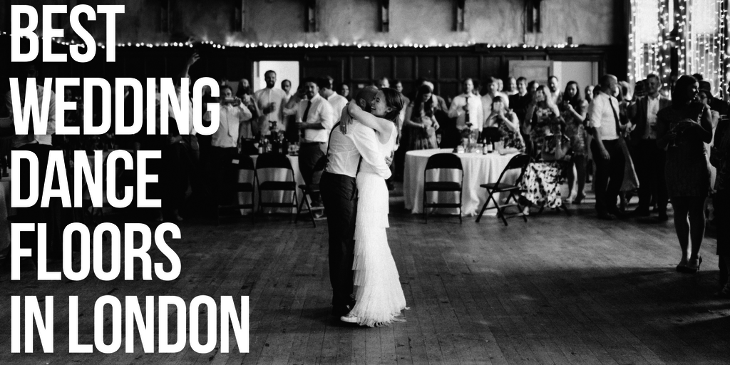 best wedding dance floors in london