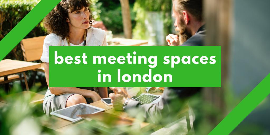 Best meeting spaces