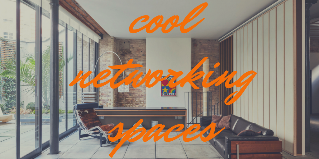 cool networking spaces