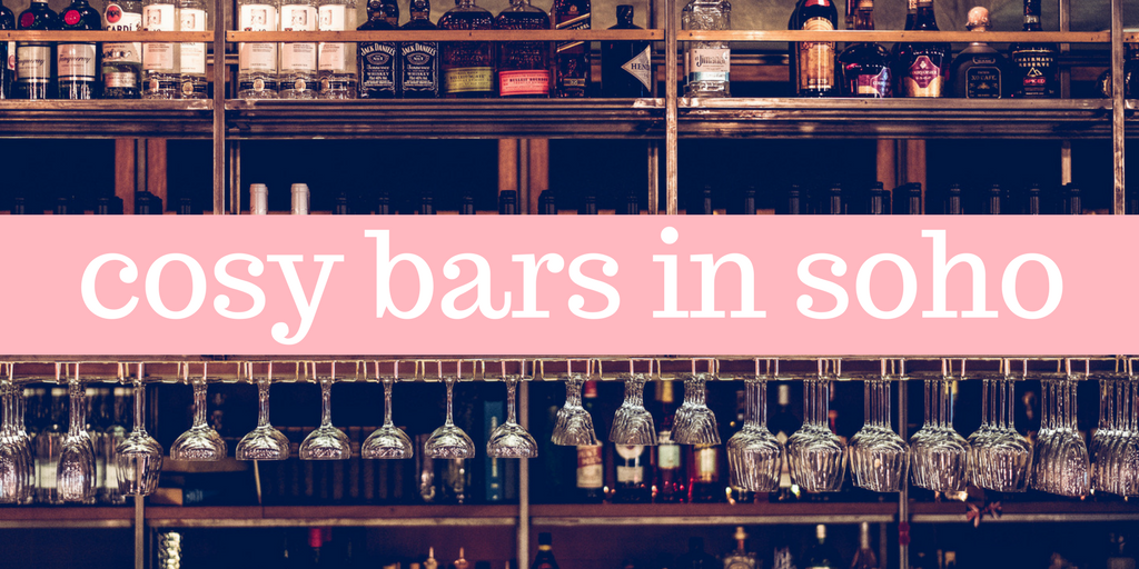 cosy bars in soho