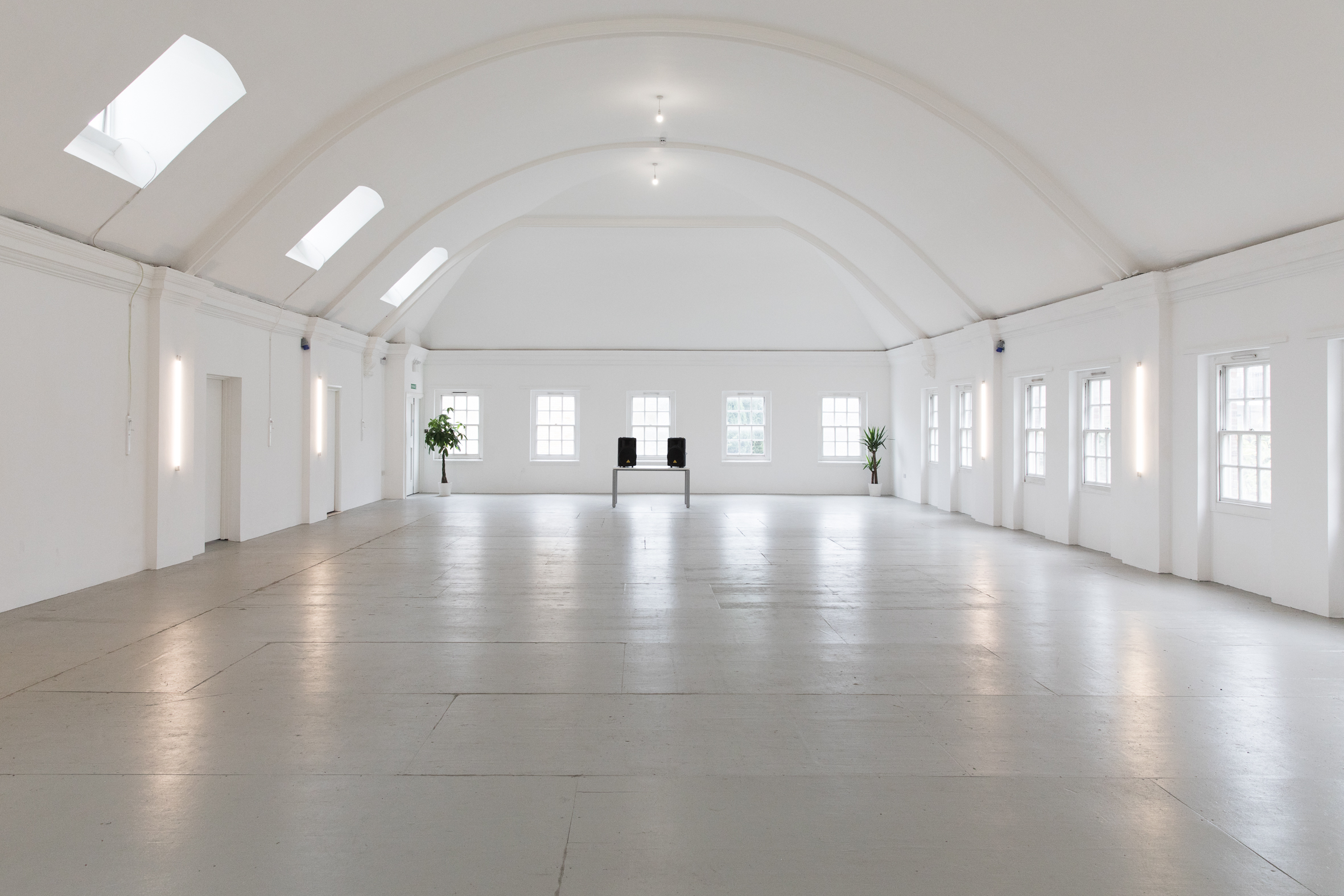 Fashion show venues for hire in London