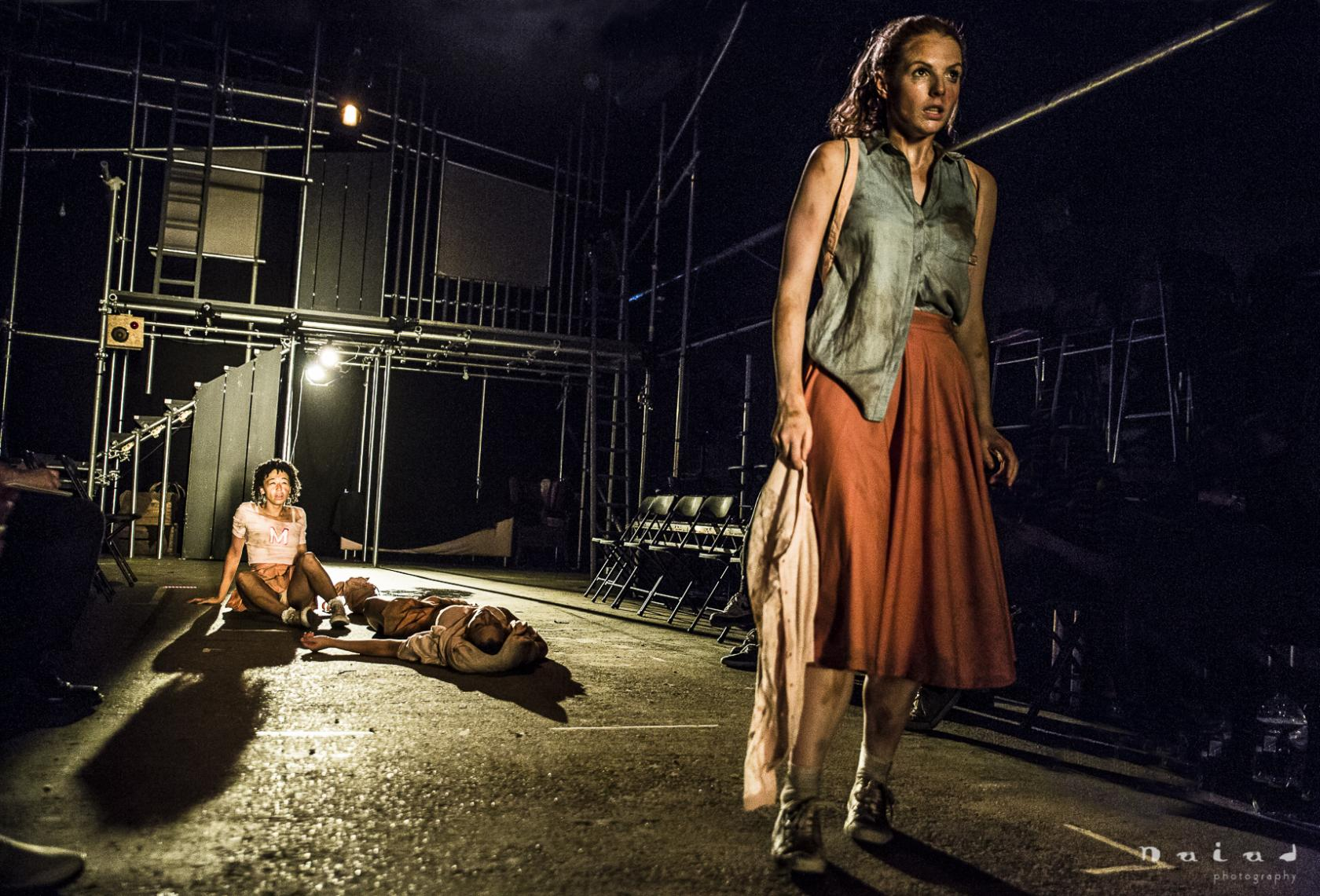 Immersive theatre spaces in London