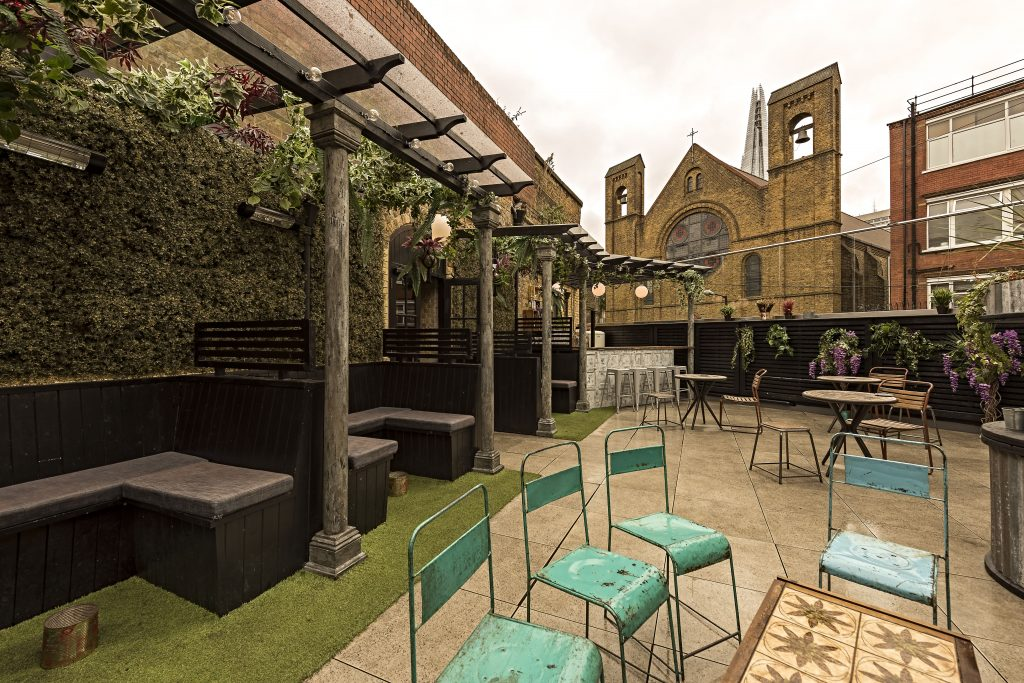 omeara london bridge birthday party venues