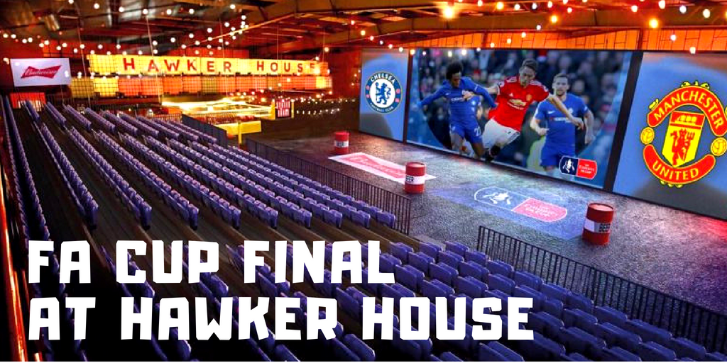 FA Cup Final - Canvas Events