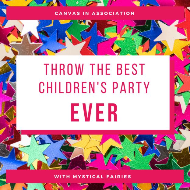 throw the best children's party ever