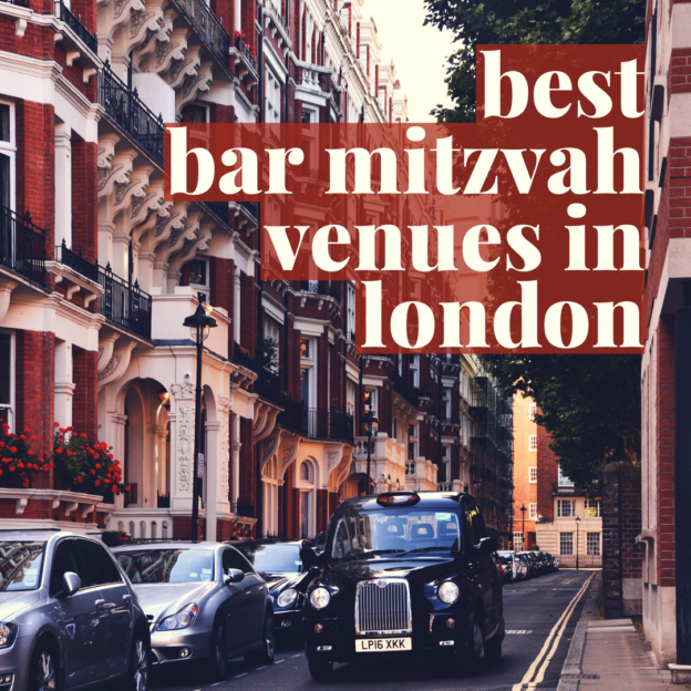 best bar mitzvah venues in london