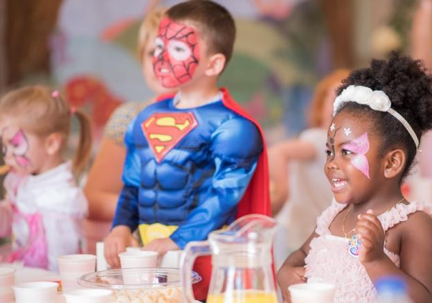 kids party - mystical fairies