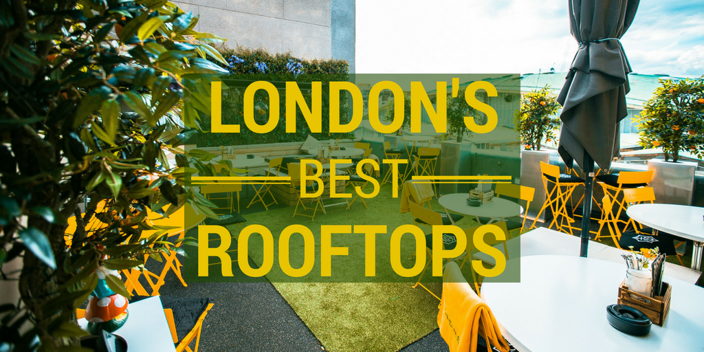 London's best rooftops - Canvas Events