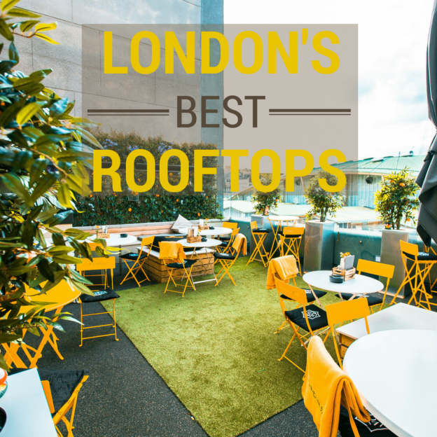 london's best rooftops