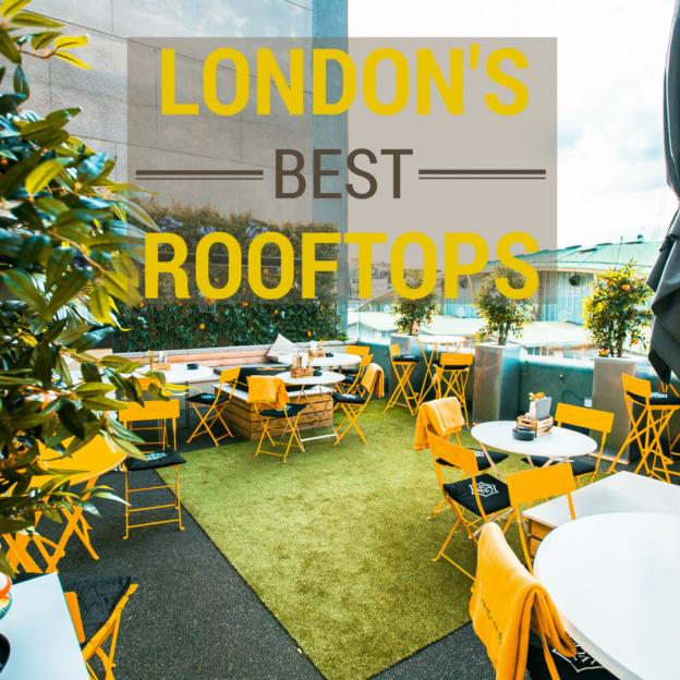 london's best rooftops