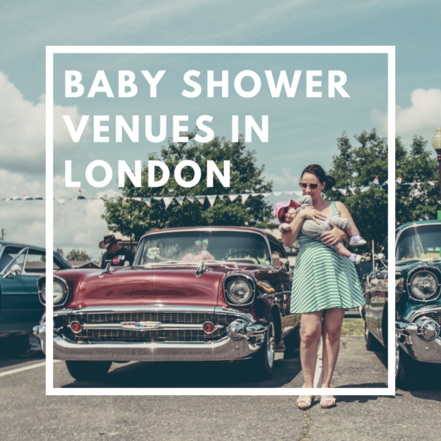 top baby shower venues in london