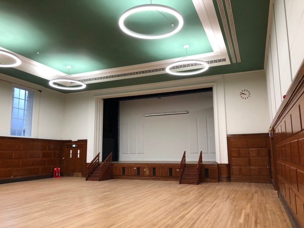 Lambeth Assembly Hall - Canvas Events