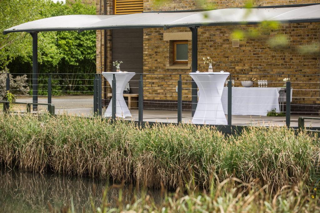 London Wetland Centre - Canvas Events
