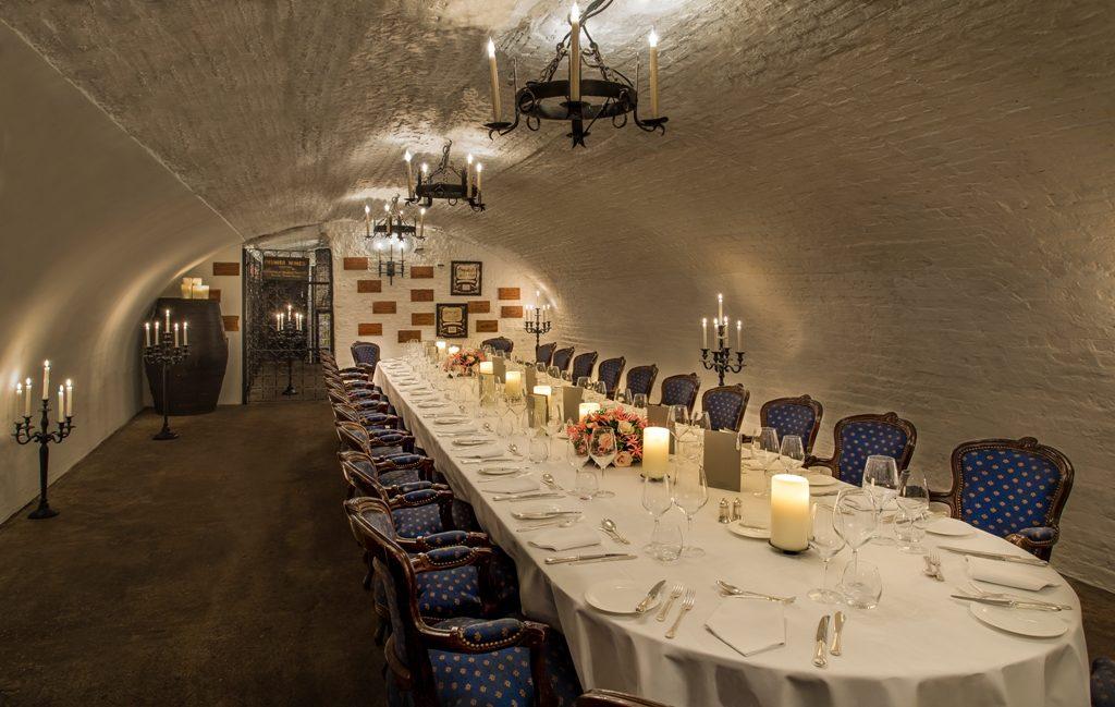 The Stafford Wine Cellars