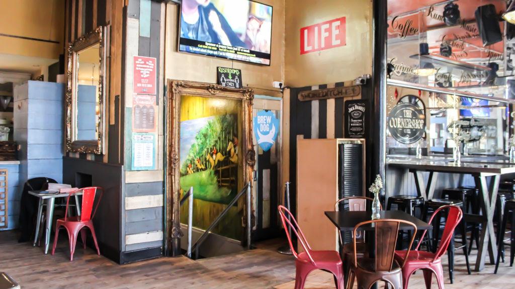 The Cornershop Bar - Canvas Events