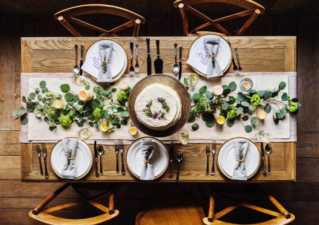 Organise a supper club in London - Canvas Events