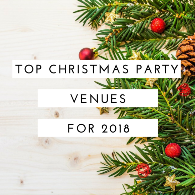 top christmas party venues for 2018