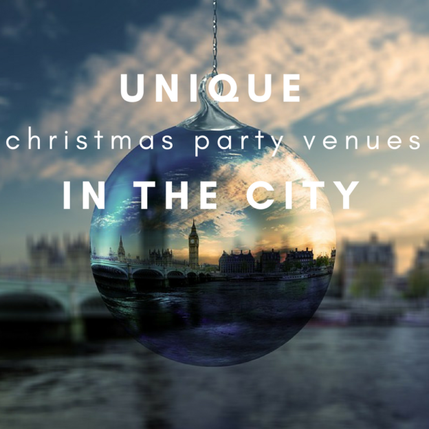 unique christmas party venues in the city