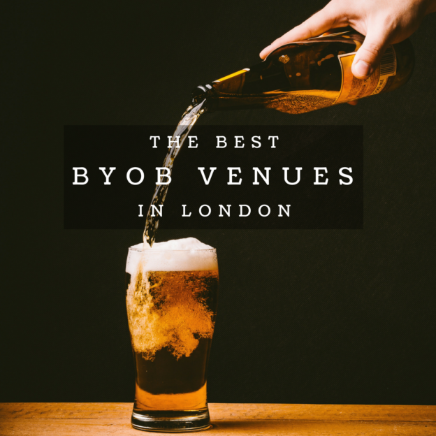 the best byob venues in london