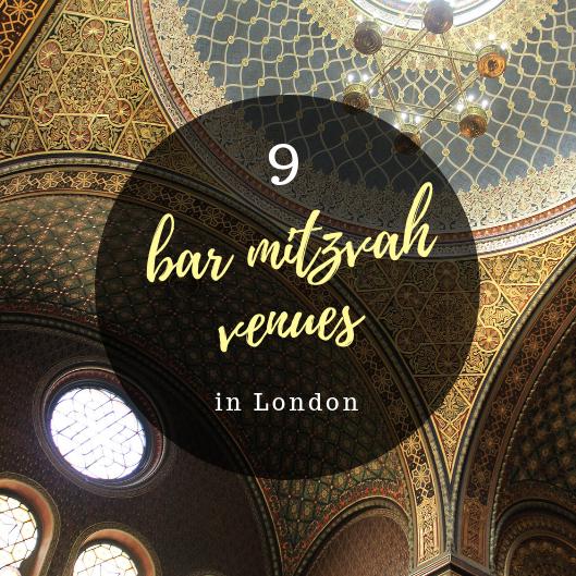 9 bar mitzvah venues