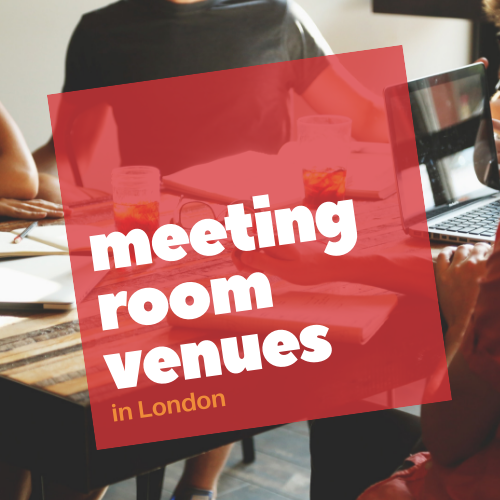 meeting room venues