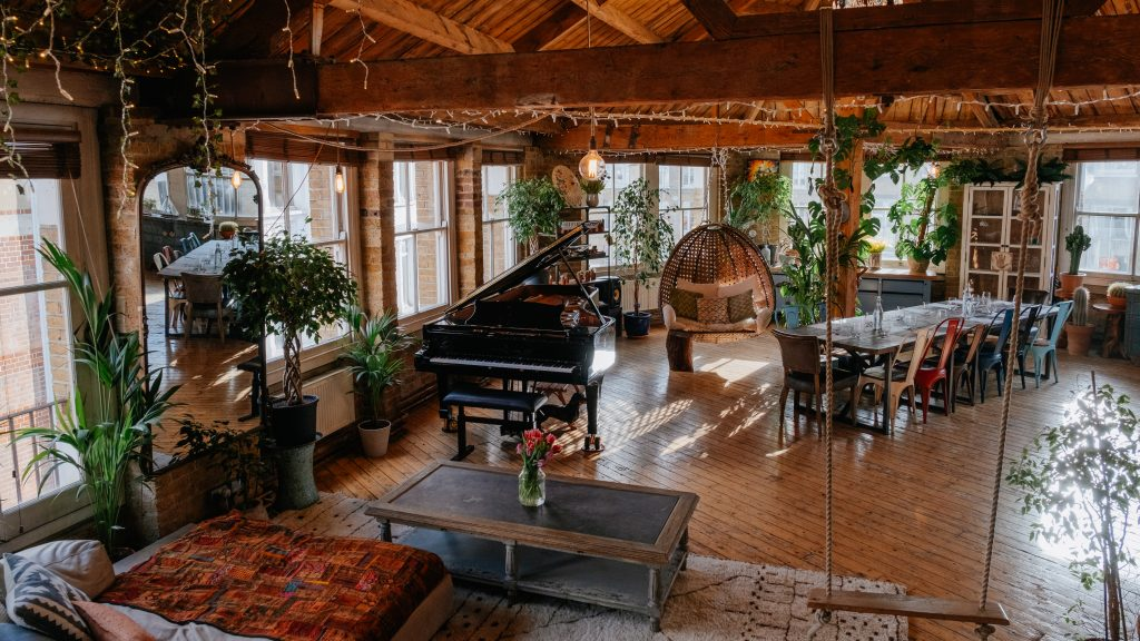 shoreditch treehouse hidden gem venues london