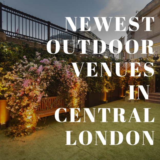 newest outdoor event spaces in central london