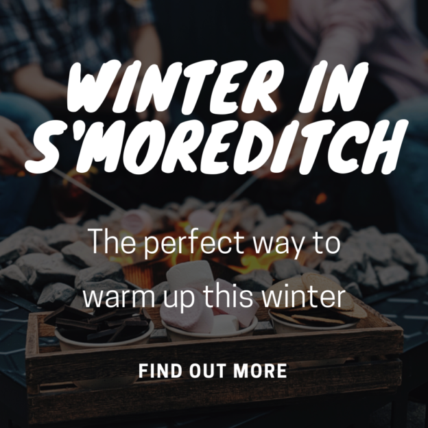 winter at s'moreditch