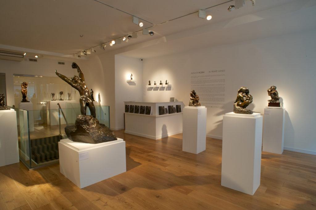 bowman sculpture exhibition venues