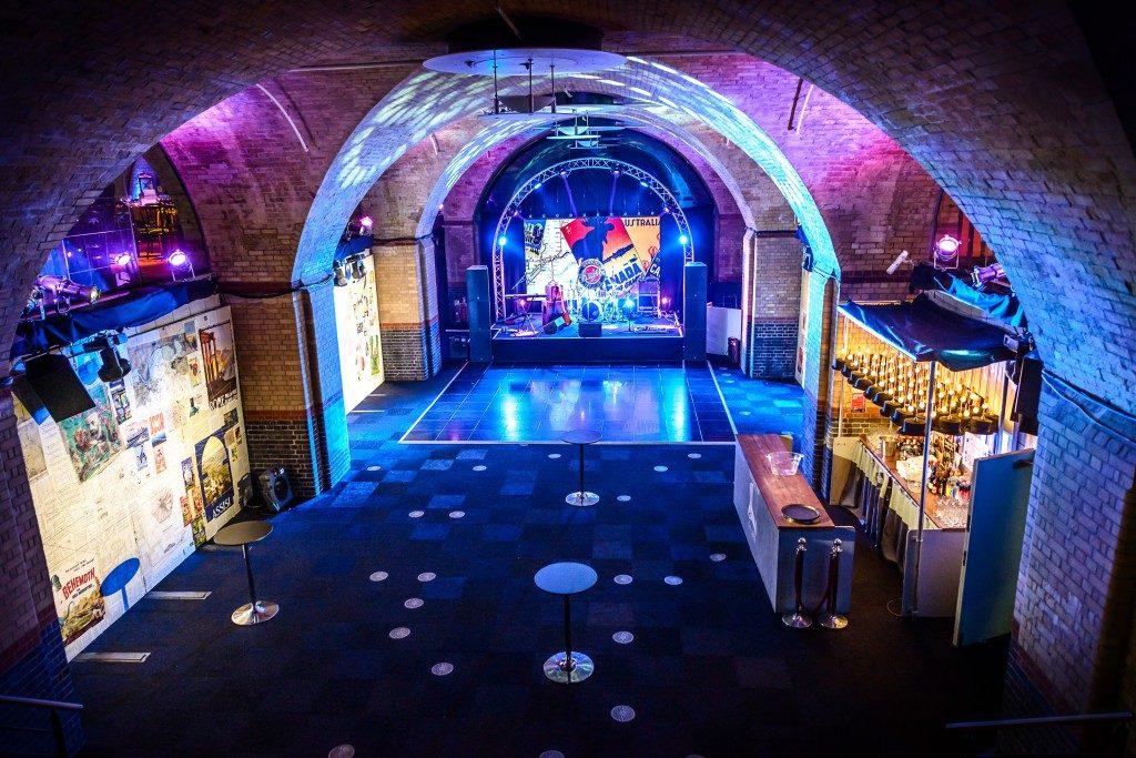 vault old billingsgate wedding venues