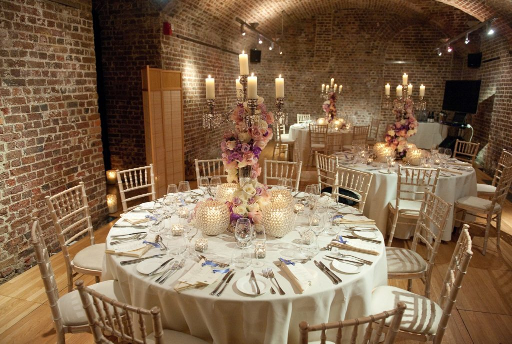 the vaults rsa house winter wedding venue