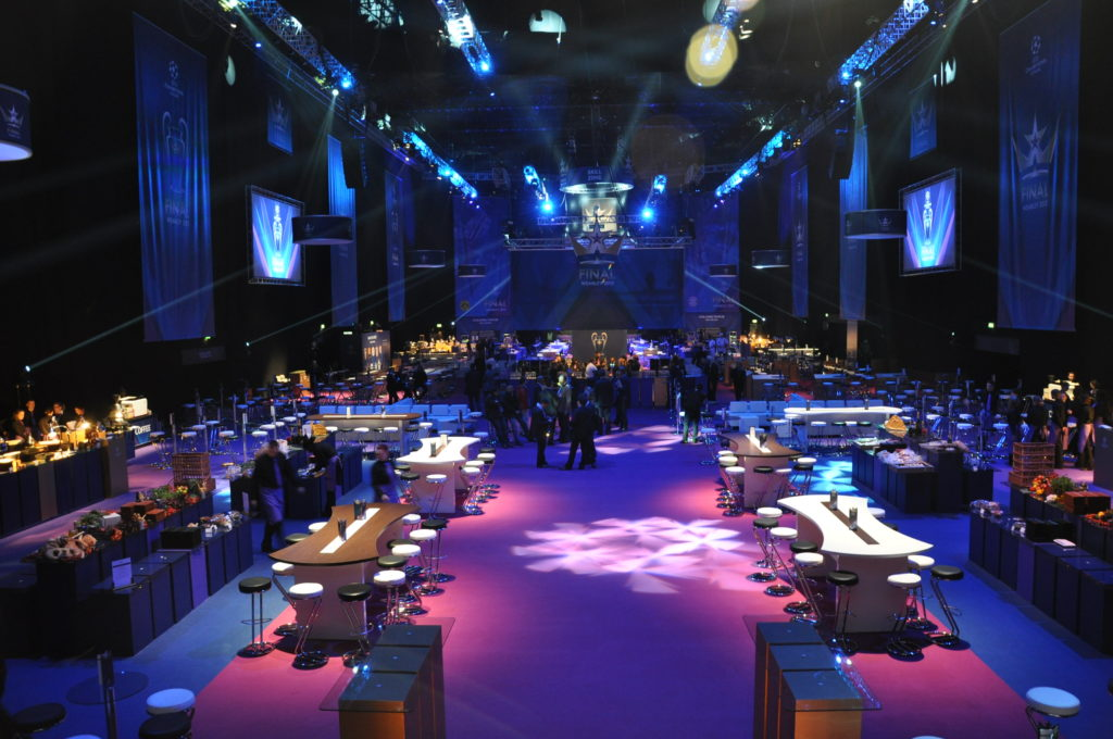 sse arena exhibition venue