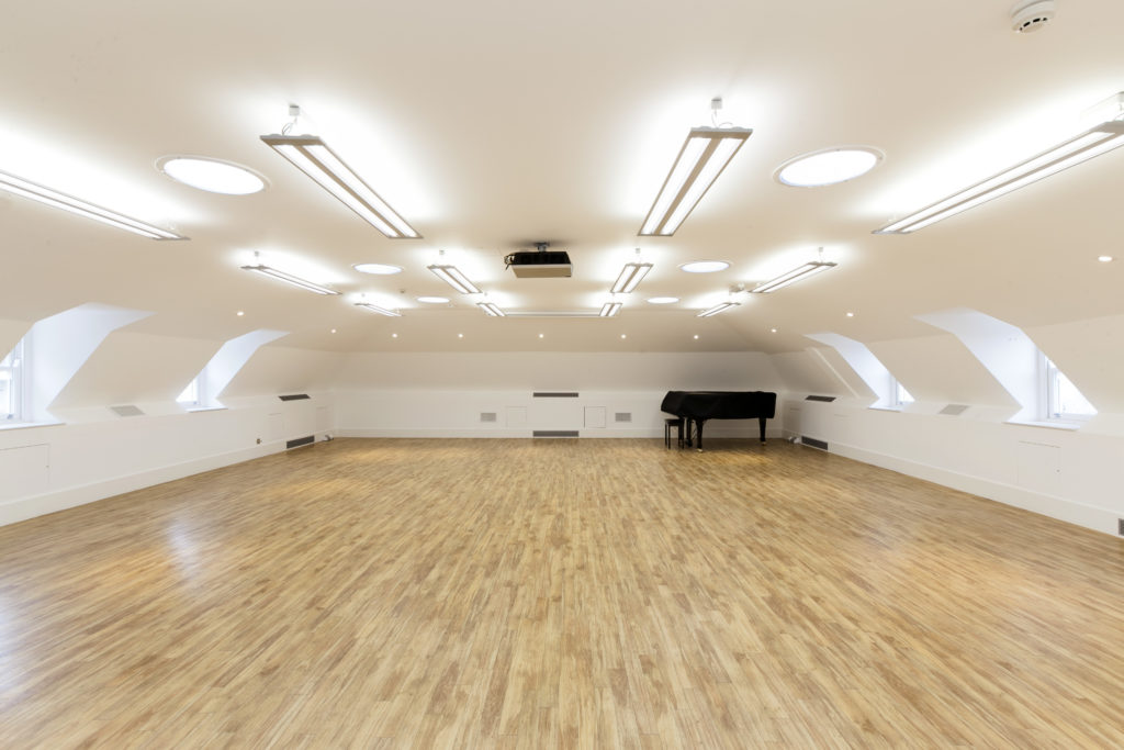 faber creative spaces exhibition venue