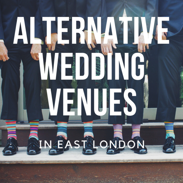 alternative wedding venues in east london