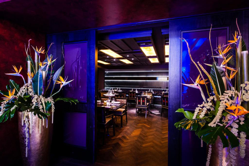 private dining buddha bar © Paul Winch-Furness