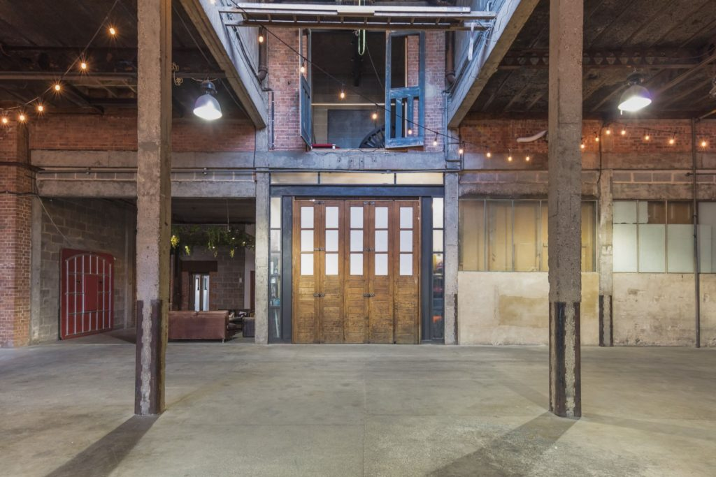 hoxton docks warehouse wedding venues