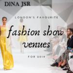 fashion show venues 2019