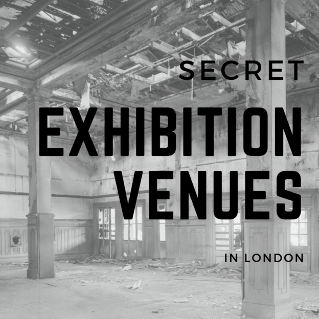 secret exhibition venues