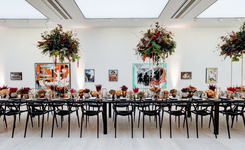 saatchi gallery private dining