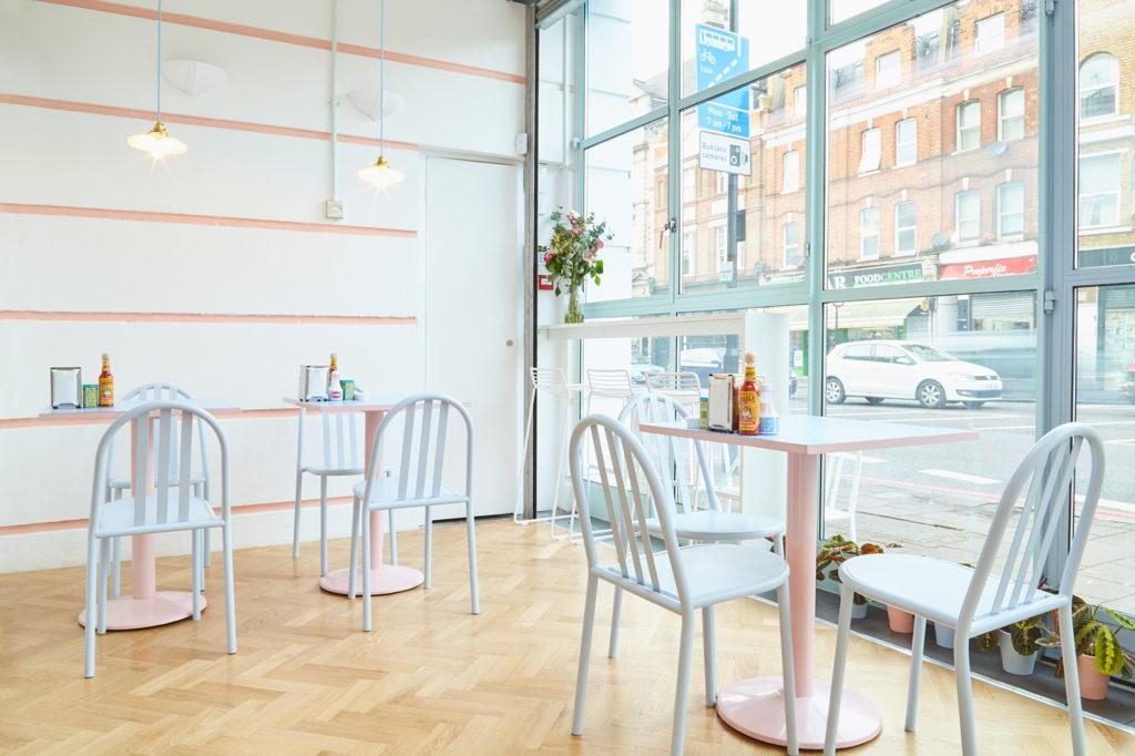 cafe miami product launch venue
