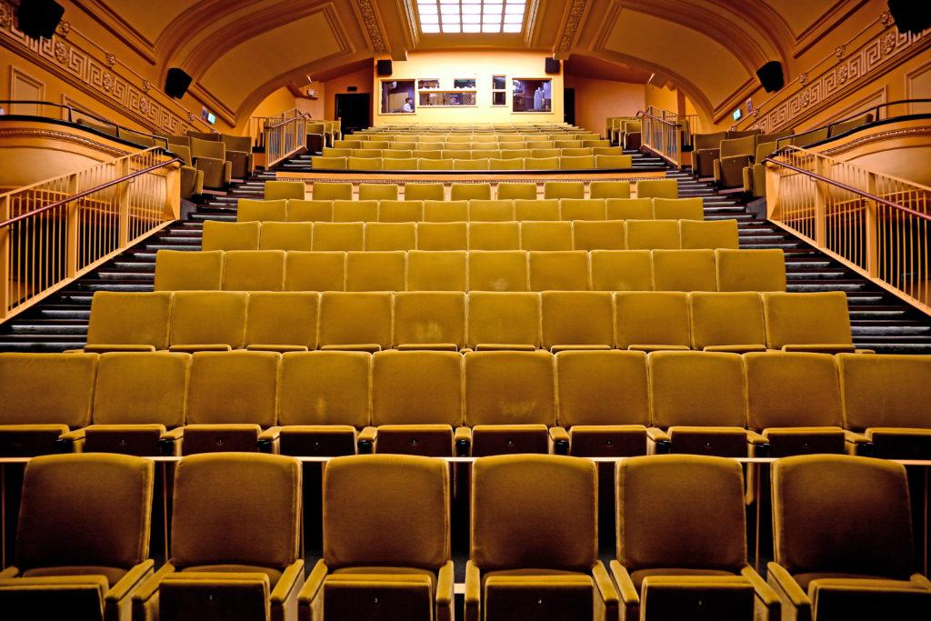 regent street cinema presentation venue
